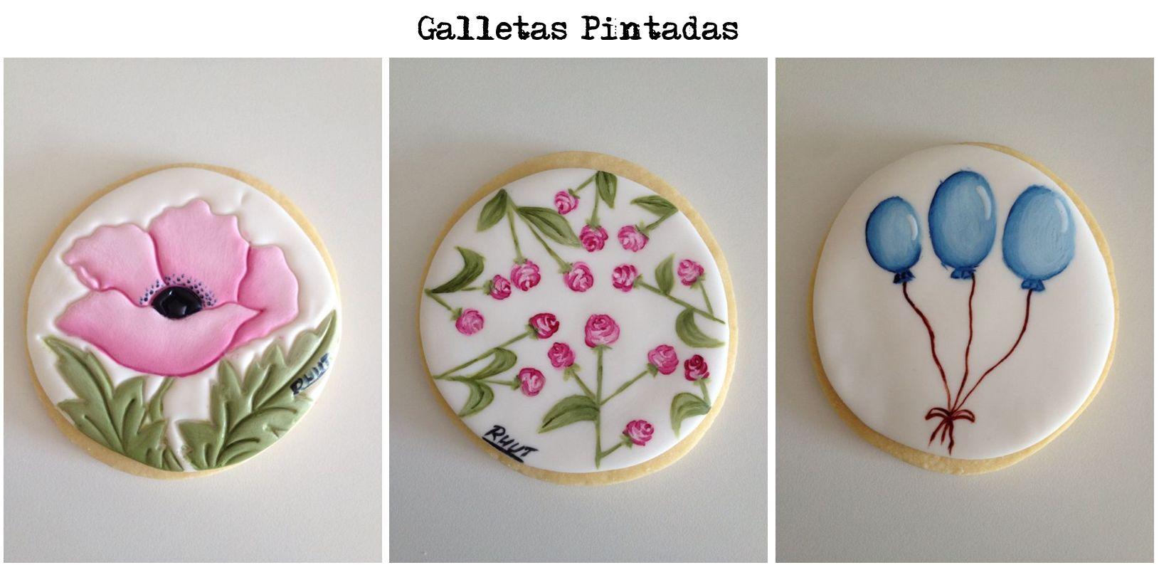 Galletas PIntadas